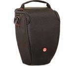MANFROTTO MB H-M-E Advanced Holster Medium DSLR Camera Bag - Black