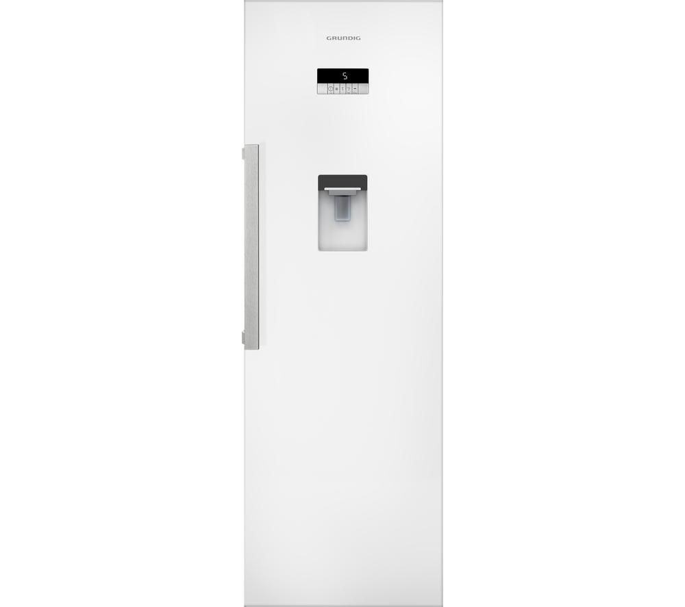Cheapest price of Grundig GSN10710DW Tall Fridge in new is £479.00