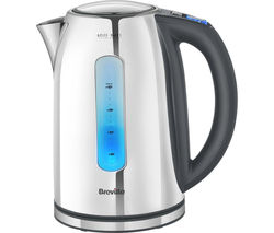 BREVILLE VKJ846 Still Hot Jug Kettle - Stainless Steel
