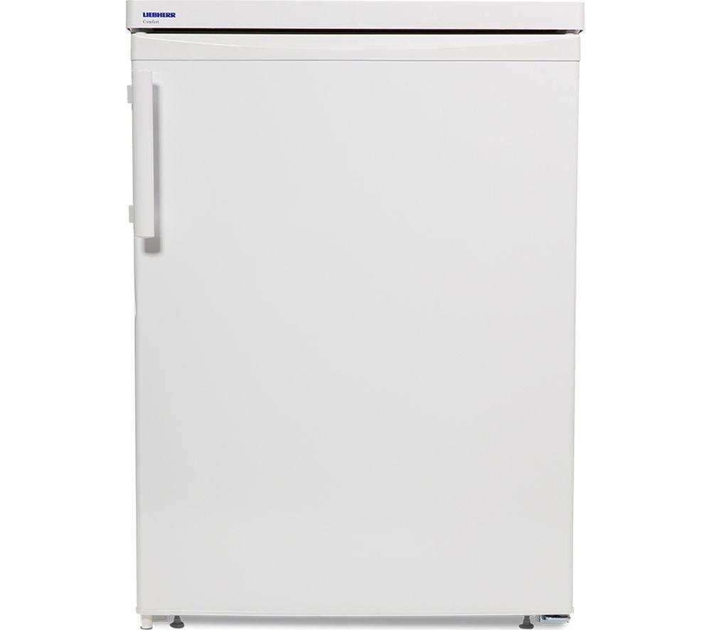 LIEBHERR T1710 Fridge - White + WAB24161GB Washing Machine - White
