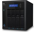WD My Cloud EX4100 NAS Drive - 8 TB, Black
