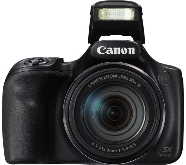 Buy CANON PowerShot SX540 HS Bridge Camera