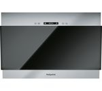 HOTPOINT PHVP6.4FALK Integrated Cooker Hood - Black