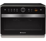 HOTPOINT Ultimate MWH 33343 B Combination Microwave - Black