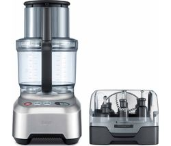 SAGE Kitchen Wizz Pro BFP800UK Food Processor - Silver