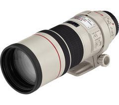 EF 300 mm f/4.0 L IS USM Telephoto Prime Lens