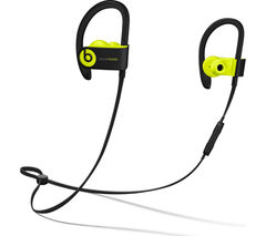 Powerbeats3 Wireless Bluetooth Headphones - Shock Yellow