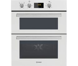 IDU 6340 Electric Built-under Double Oven - White