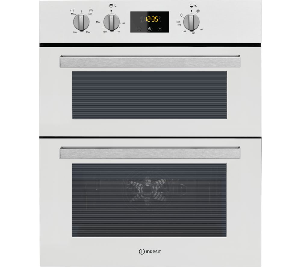 Compare prices for Indesit IDU 6340 Electric Built-under Double Oven
