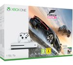 MICROSOFT Xbox One S with Forza Horizon 3