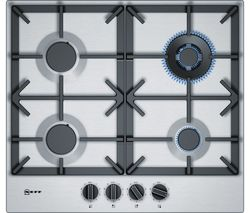 NEFF T26DS59N0 Gas Hob - Stainless Steel
