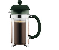 BODUM Caffettiera 1918-946 Coffee Maker - Dark Green
