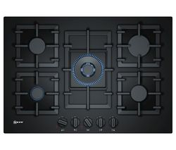 NEFF T27CA59S0 Gas Hob - Black