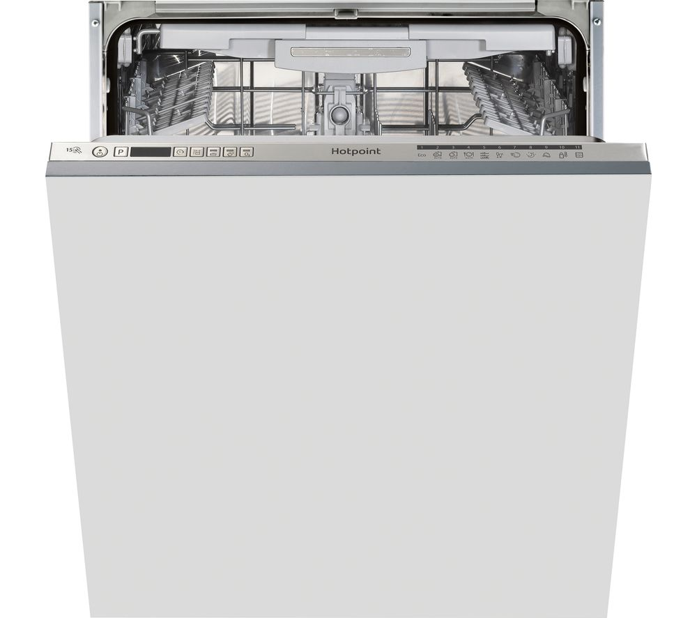 HOTPOINT HIO 3P23 WL E Full-size Integrated Dishwasher