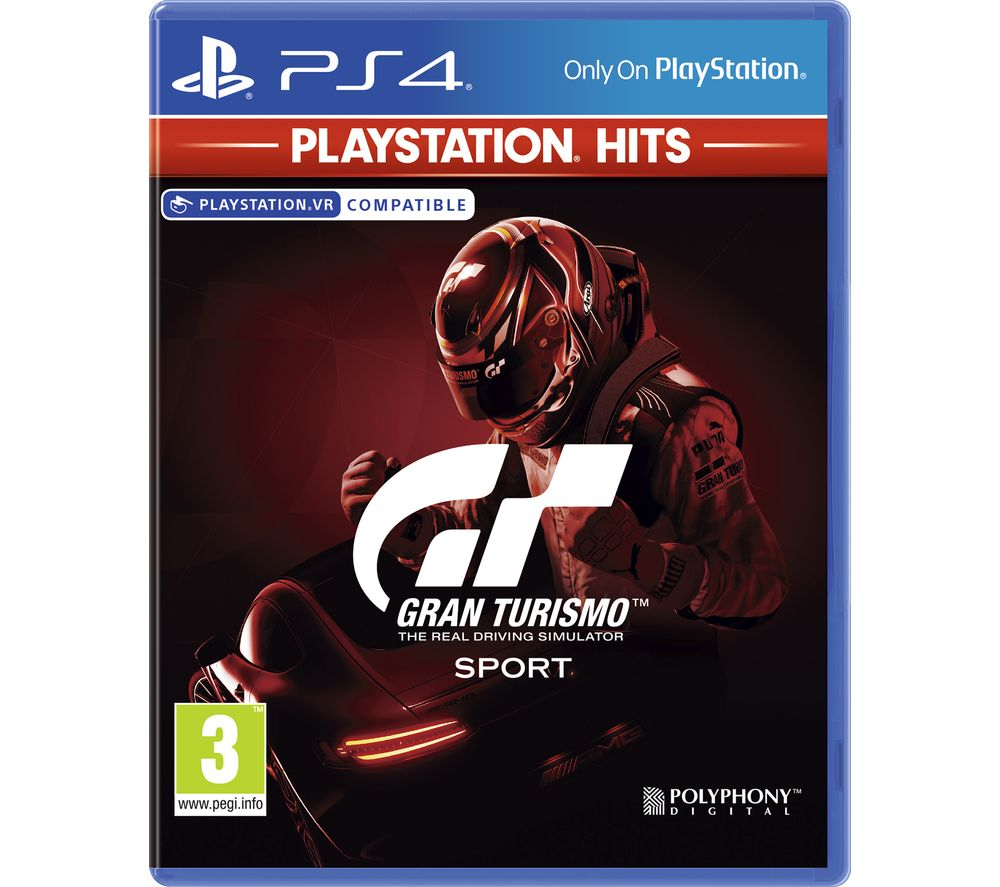 PLAYSTATION Gran Turismo Sport