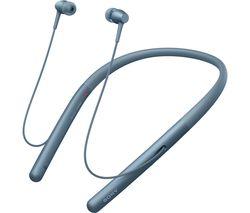SONY h.ear Series WI-H700 Wireless Bluetooth Headphones - Blue