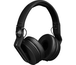 PIONEER HDJ-700-K Headphones - Black