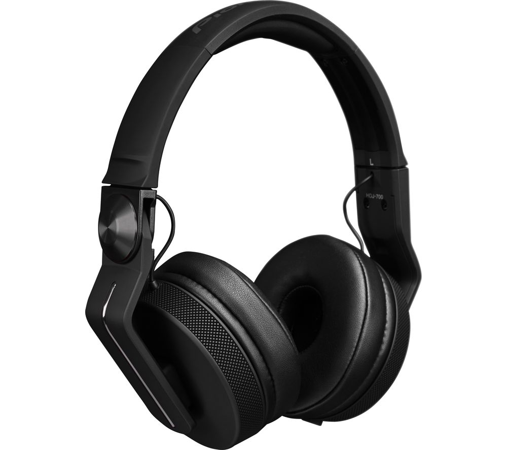 Compare retail prices of Pioneer HDJ-700-K Headphones - Black to get the best deal online