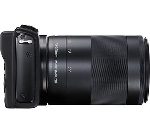 Buy Canon Eos M100 Mirrorless Camera With Ef M 15 45 Mm F