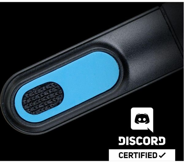 LOGITECH G233 Prodigy 2 0 Gaming Headset - Blue & Black