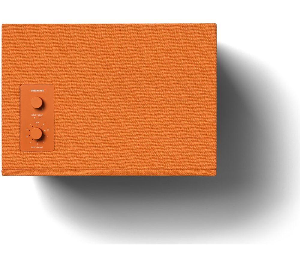 URBANEARS Baggen Bluetooth Wireless Smart Sound Speaker - Orange