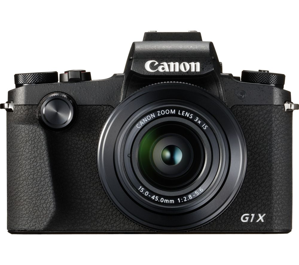 Click to view product details and reviews for Canon Powershot G1x Mark Iii High Performance Compact Camera Black Black.