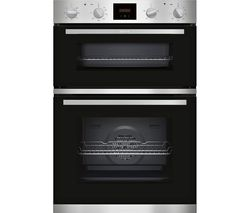 NEFF U1HCC0AN0B Electric Double Oven - Stainless Steel