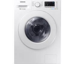 SAMSUNG WD80M4B53IW/EU 8 kg Washer Dryer - White