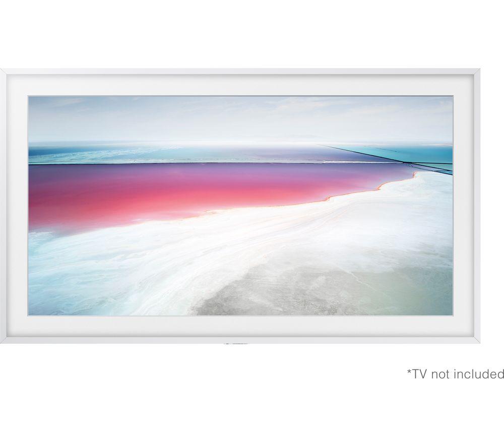 """SAMSUNG The Frame UE65LS003 Art Mode 65"""" Smart 4K Ultra HD HDR LED TV & White Bezel"""