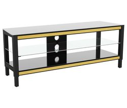 AVF Twist 1250 mm TV Stand - Black