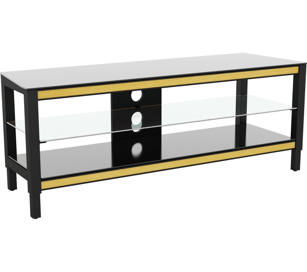 AVF Twist 1250 mm TV Stand with 4 Colour Settings