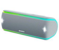 SONY SRS-XB31 Portable Bluetooth Wireless Speaker - White