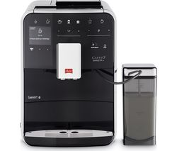 MELITTA Caffeo Barista TS F85/0-102 Smart Bean to Cup Coffee Machine - Black Best Price, Cheapest Prices