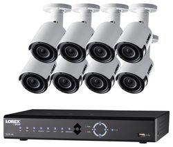 LOREX LNK72163TC8P 16-Channel Home Security System - 8 Cameras