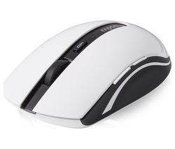 RAPOO 7200M Wireless Optical Mouse - White