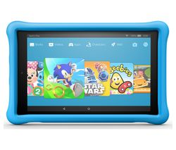 AMAZON Fire HD 10 Kids Edition Tablet (2018) - 32 GB, Blue