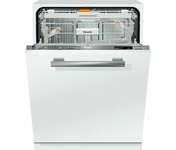 MIELE G6775SCVi XXL Full-size Fully Integrated Dishwasher - Stainless Steel