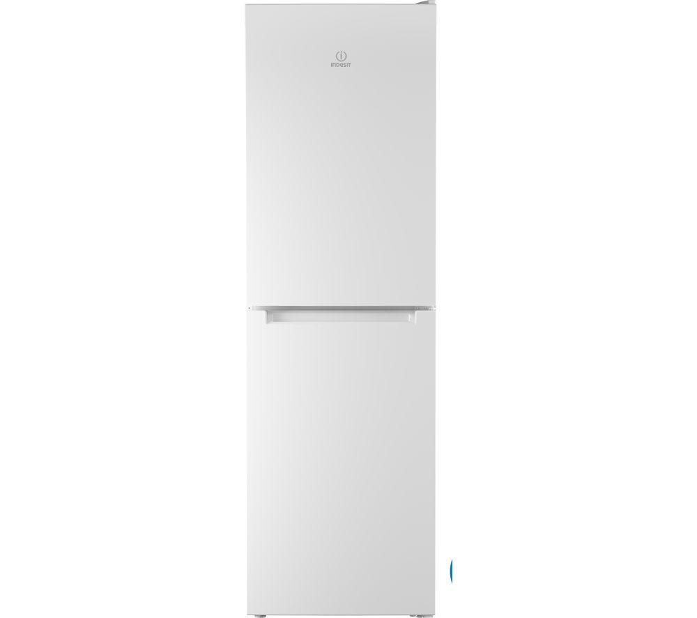 INDESIT LD85 F1 W.1 50/50 Fridge Freezer - White