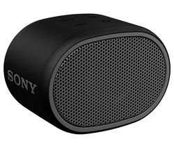 SONY SRS-XB01 Portable Bluetooth Speaker - Black