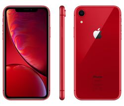 APPLE iPhone XR - 64 GB, Red