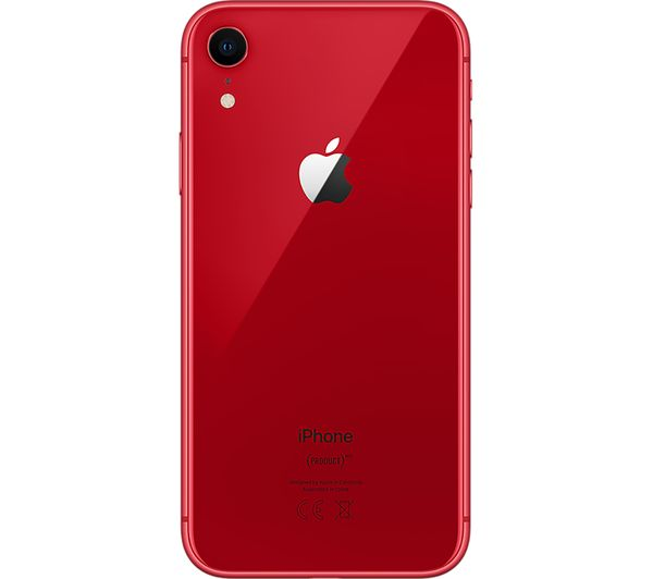 43f059e7321ee Buy APPLE iPhone XR - 64 GB, Red | Free Delivery | Currys