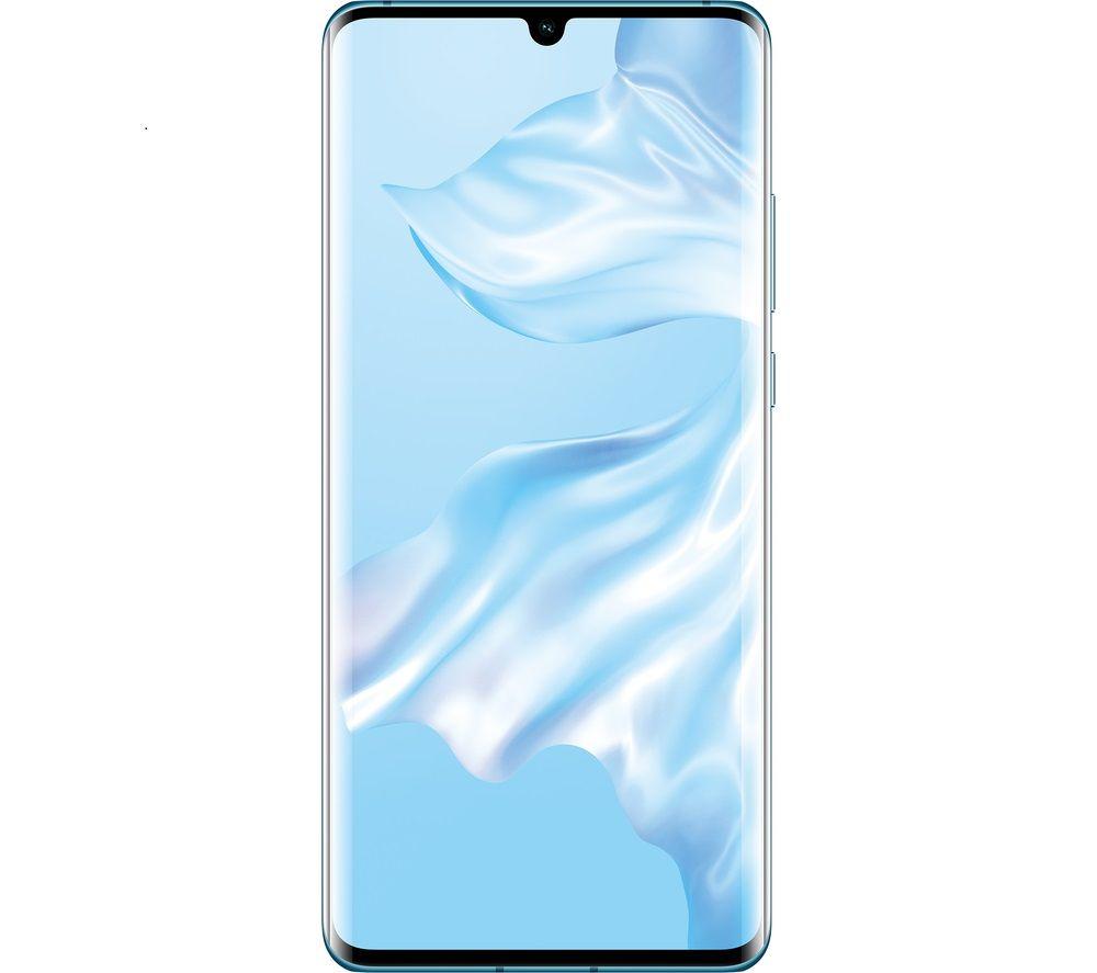 HUAWEI P30 SIM Free - 128 GB, Crystal