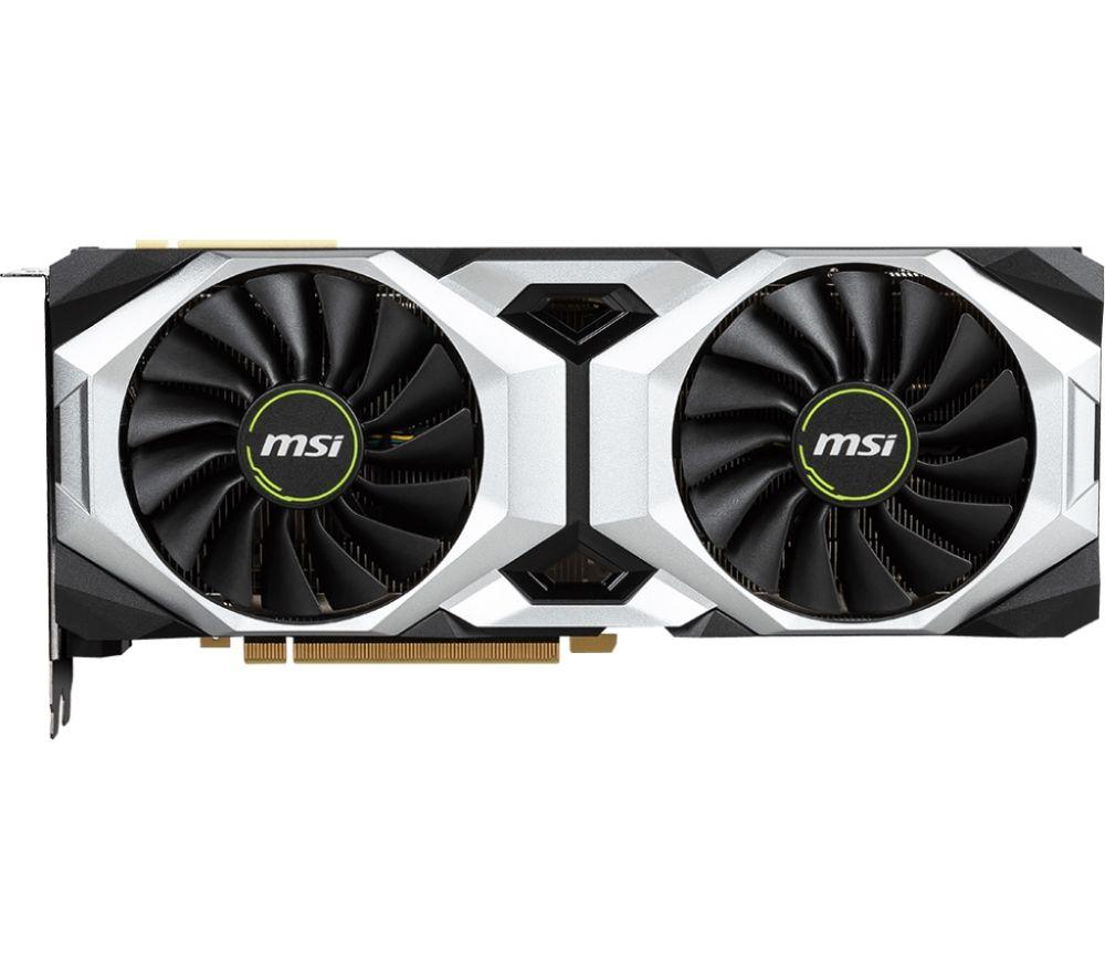 MSI GeForce RTX 2080 Ti 11 GB VENTUS OC Graphics Card
