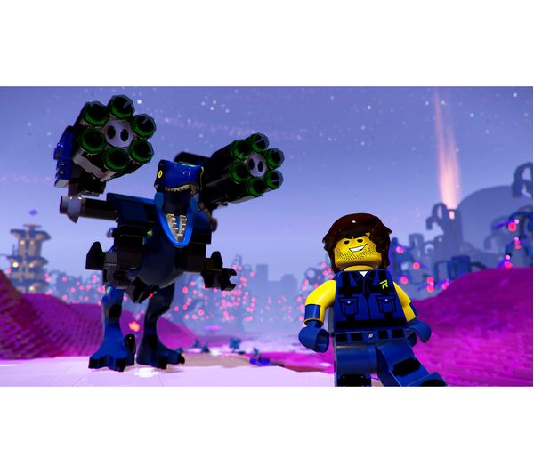Buy Ps4 The Lego Movie 2 Videogame Free Delivery Currys