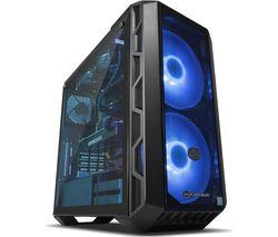 PC SPECIALIST Vortex XR-S Gaming PC - Intel® Core™ i7, RTX 2080 Super, 2 TB HDD & 512 GB SSD