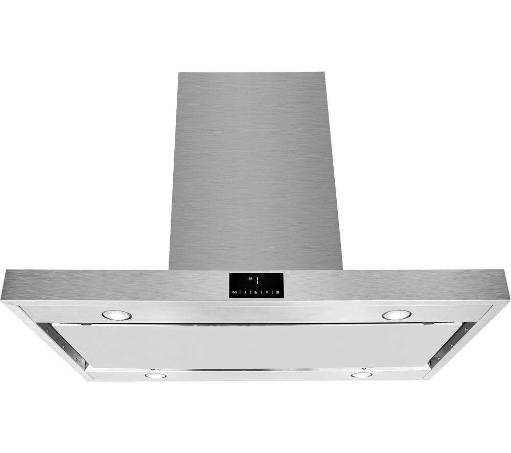 Image of GDI5795BX Chimney Cooker Hood - Stainless Steel, Stainless Steel