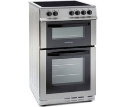 MDC500FS 50 cm Electric Ceramic Cooker - Silver