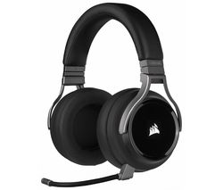 CORSAIR Virtuoso RGB Wireless 7.1 Gaming Headset - Black