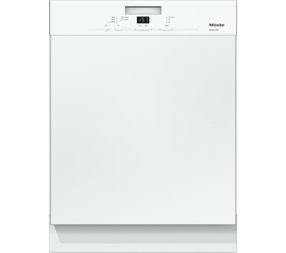 Image of G4932 Full-size Dishwasher - White, White