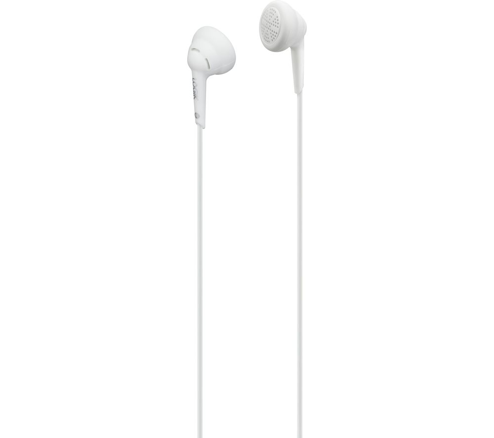 LOGIK Gelly LGELWHT21 Headphones - White